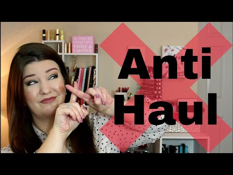 Anti-Haul | Makeup I will NOT buy! 👎March 2018