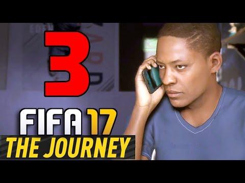 NON CI CREDO!! LA TELEFONATA CHE CAMBIA TUTTO - FIFA 17 THE JOURNEY #3
