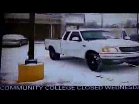 Snow-Storm Chattanooga Tn NEWS CHANNEL 12
