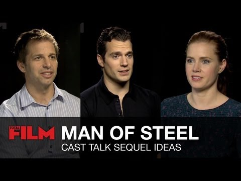 Zack Snyder And Man Of Steel Cast On Man Of Steel 2