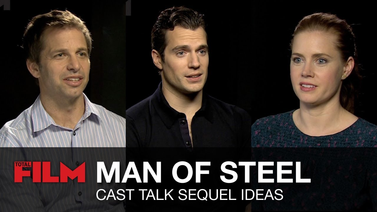 Cast In Steel : Zack snyder and man of steel cast on youtube