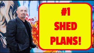 12x16 shed plans - Over 12,000 Plans - Build Your DIY Shed Today