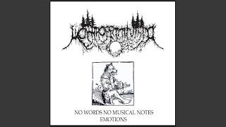 No Words, No Musical Notes Emotions