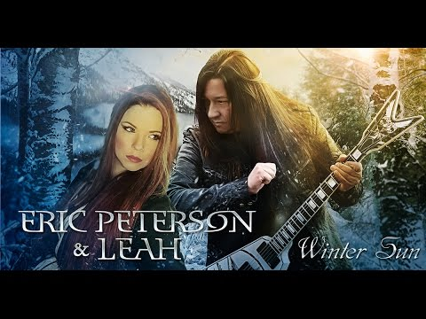 WINTER SUN by Eric Peterson & LEAH (OFFICIAL LYRIC VIDEO)