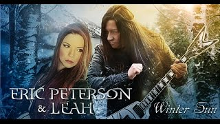 LEAH feat. Eric Peterson - Winter Sun (LYRIC VIDEO)