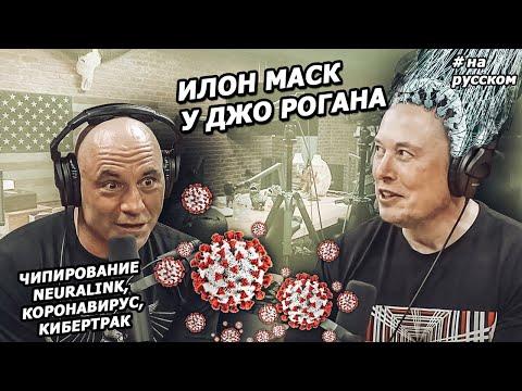Интервью Илона Маска у Джо Рогана 2020 (На русском)