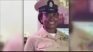 Navy Chief Petty Officer's accused killer says he wasn't arrested because she didn't