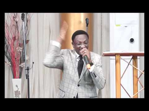 Apostle King Omudu, Senior Pastor Shelter of Glory Benue State, Nigeria.