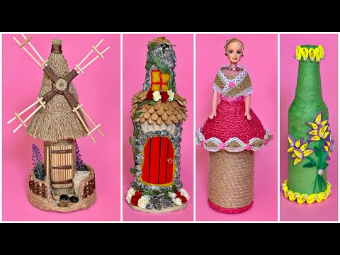 4-diy-bottle-decoration/-bottle-decorating-from-different-materials