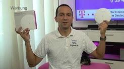 Telekom Speed Home Wifi - Vorstellung und Einrichtung WLAN Repeater für Zuhause