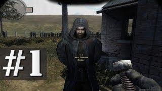 Прохождение S.T.A.L.K.E.R. - Slayer Mod - #1 - Варан, кочерга, купец