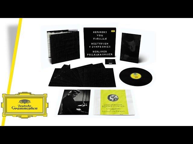 Коллекционное издание Beethoven Symphonies Vinyl Art Edition