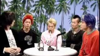 2005年11月21日、記念すべき第1回目の放送です!!!