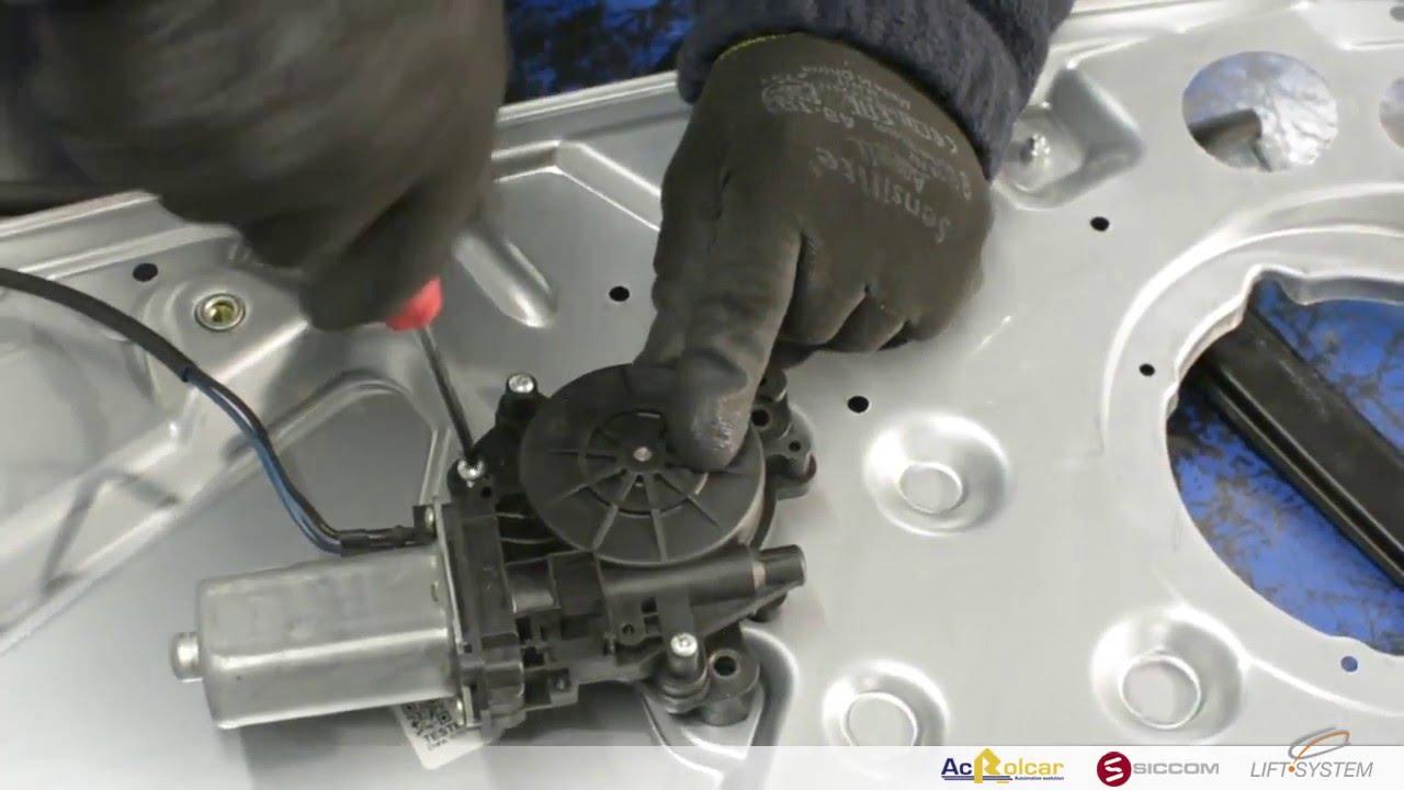 Window Regulator Motor Inner Gear for Skoda Octavia