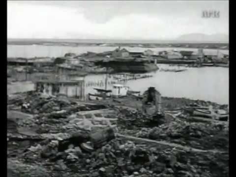 Resultatet av nedbrenningene i Finnmark (1945)