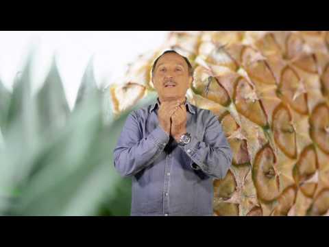 fai bollire la pelle di ananas per perdere peso