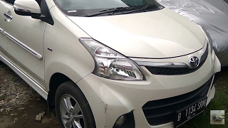 Toyota Avanza Veloz 1.5 M/T (2013) Start Up & In Depth Review Indonesia