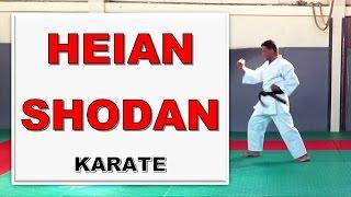 Karaté Heian Shodan le premier pour la ceinture noire Karate Blog net