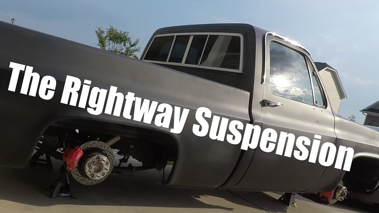 hight resolution of c10 series suspension guide to get that desired lowered stance