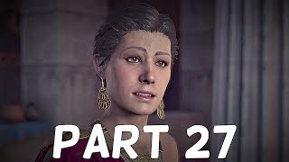 ASSASSIN'S CREED ODYSSEY Walkthrough Gameplay Part 27 : ANTHOUSA (PS4) [South African]