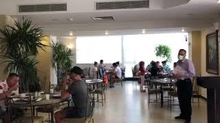 Обзор обеда в Белла Виста Bella Vista Resort 4 Чем кормят в недорогом отеле Хургады Египет 2021