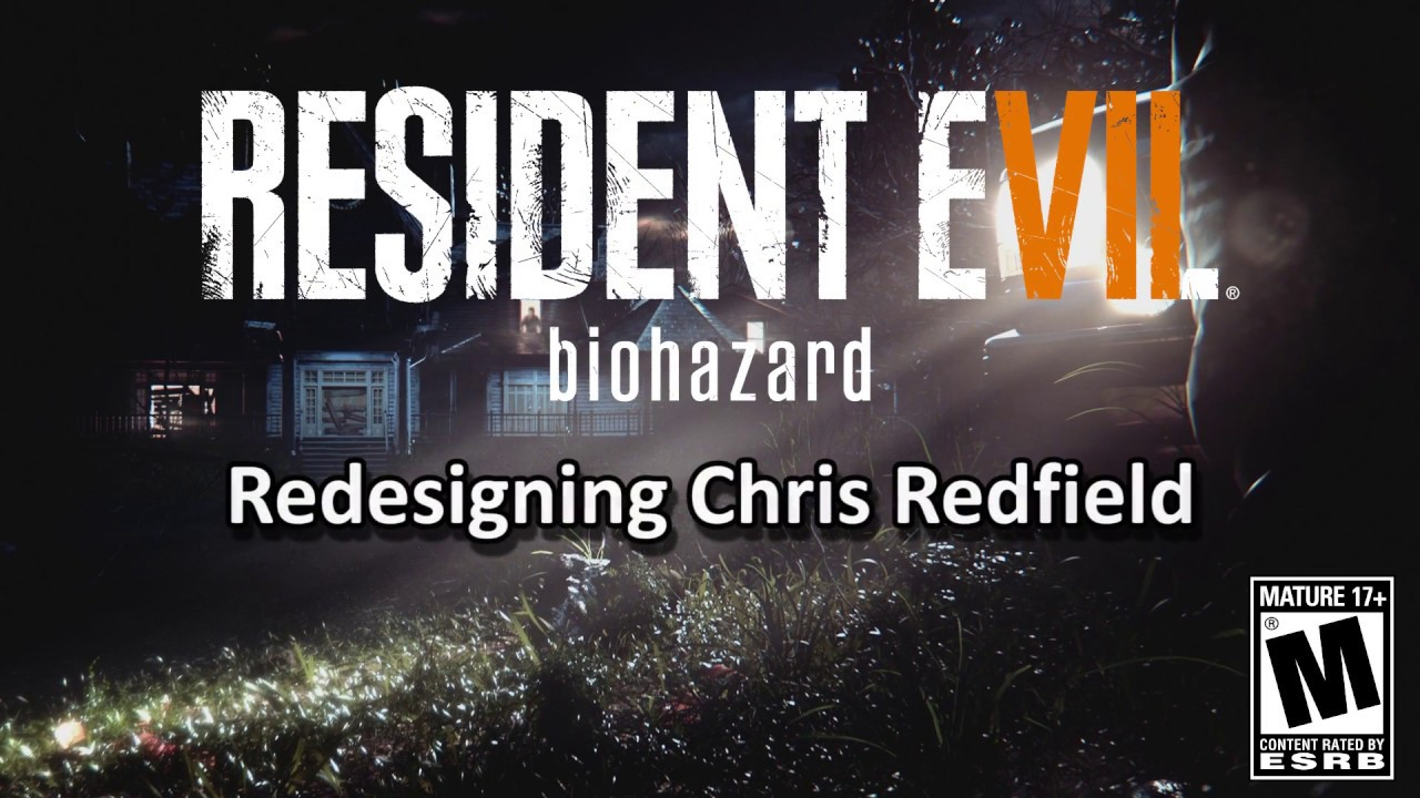 Resident Evil 7 Biohazard Dev Interviews Redesigning Chris