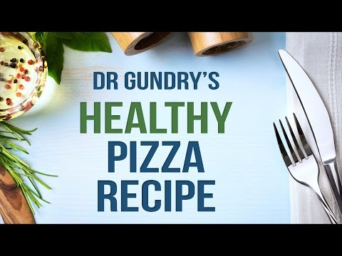 Healthy Big Mushroom Pizza Recipe