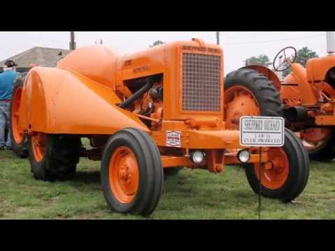 Sheppard Diesel Orchard Tractor