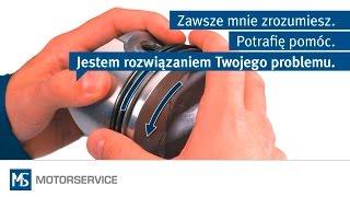 Montaż pierścieni tłokowych - Motorservice Group