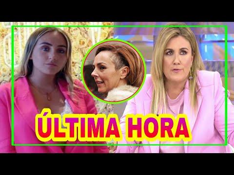 DRÁSTICA DECISIÓN de Rocío Flores con Telecinco que hunde a Rocío Carrasco y Carlota Corredera