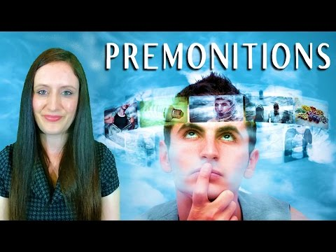 PREMONITIONS. How Do Premonitions & Precognition Occur? + PROOF + What It's Like