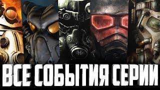 Fallout 4 - ВСЕ События в Хронологии Серии