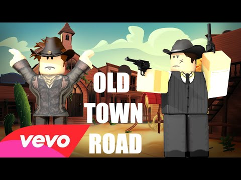 old-town-road-roblox-music-video---lil-nas-x-(feat.-billy-ray-cyrus)