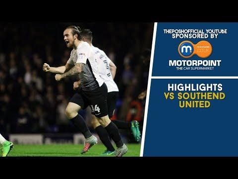 HIGHLIGHTS | Southend United vs The Posh