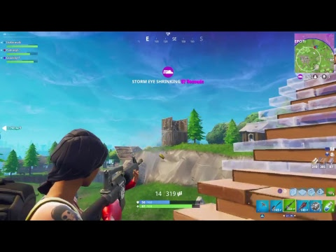 Fortnite Battle Royale // playin /w friends // Ps4 // English/Norsk
