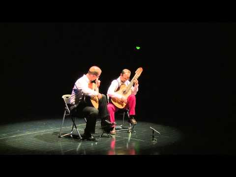 Athens Guitar Duo - The Miller's Dance (M. de Falla); Live in Guangzhou, China