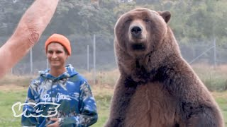 Face-to-Face with an 800-lb Grizzly Bear | Better Man