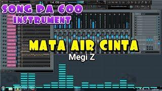 Mata Air Cinta - Dangdut FL Studio Korg PA 600