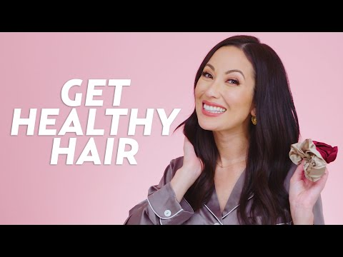 8 Tips to Get Healthy Hair: Silk Pillowcase, Hair Mask, & More! | Beauty with @Susan Yara - YouTube