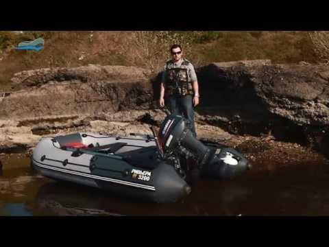 Лодка РИВЬЕРА 3200 НДНД. Видео обзор ПервогоЛодочного и наши впечатления.