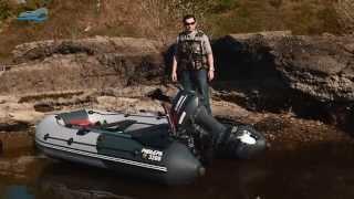 Лодки пвх ривьера 3200 видео