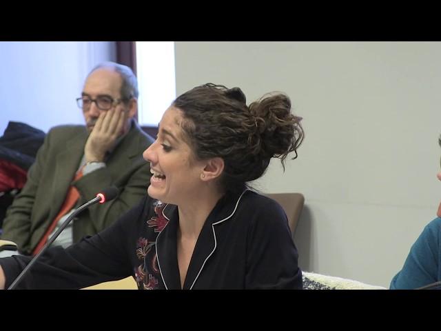"""Enma López: """"El mercado de Orcasur lleva cerrado año y medio"""""""
