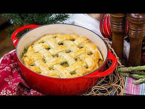 Dutch Oven Chicken Pot Pie - Home & Family