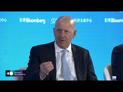Goldman CEO Solomon, , Bank of China's Zhou, and Thiam on Managing the Next Financial Crisis