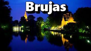 Brujas: La ciudad medieval más bella de Europa | Bélgica | Guía completa y tips de viaje