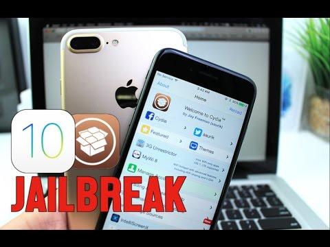 How to JAILBREAK iPhone 7, 7+, 6s, 6s+, SE \u0026 iPad Pro iOS 10.1