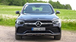 2020 Mercedes-Benz SUV GLC 300d 4MATIC Unveiled