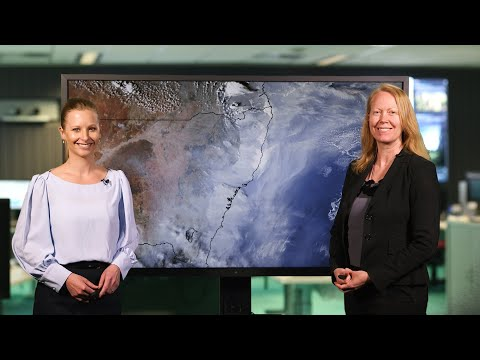 Weather And Climate Update: The Climate Drivers Behind Our Weather 13 December 2019