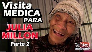 Julia Millon recibiendo visita medica por su Salud, Nejapa el Salvador, SVL SV YS Parte N# 2