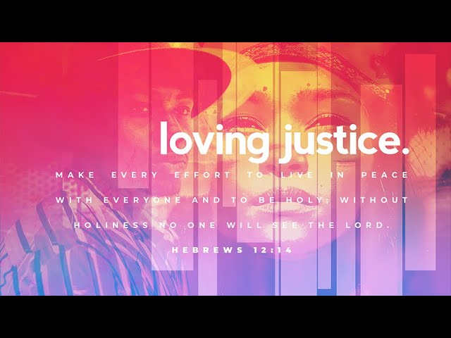 #NBUCchurch New Purpose: show love | loving justice. February 16, 2020 - Brian Pengelly